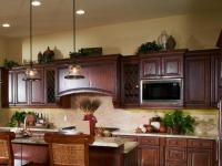 Ideas for Decorating Above Kitchen Cabinets | LoveToKnow
