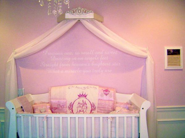 Disney Princess Nursery Decor  LoveToKnow