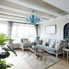 Mediterranean Living Room Red And Black Decor Style Interior Design Lovetoknow