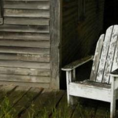 Distressed Adirondack Chairs Manicurist Chair Or Stool Country Cottage Furniture Lovetoknow