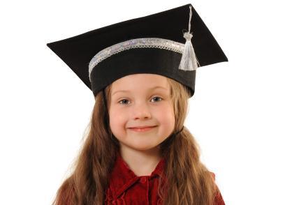 preschool graduation ceremony and