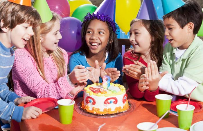 fun kids birthday party