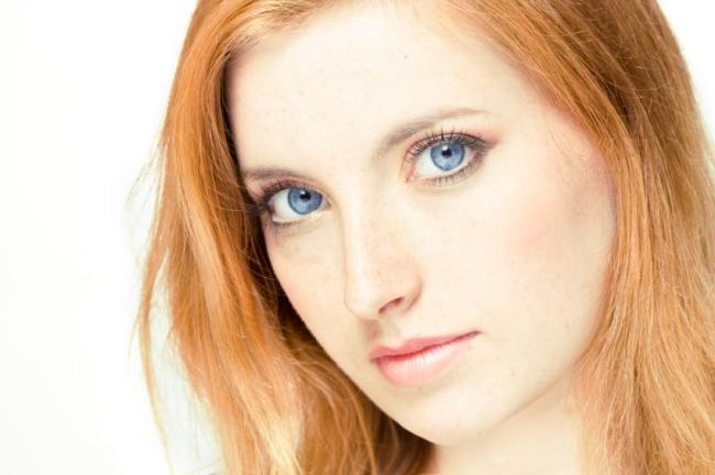 Best Makeup For Blue Eyes Red Hair