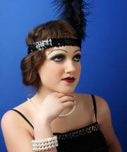 1920s makeup slideshow