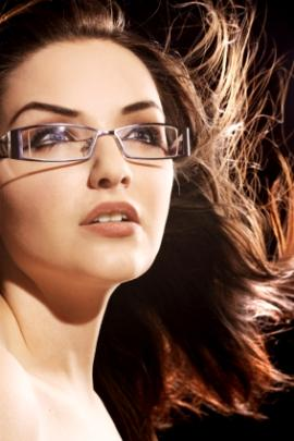 How to Apply Makeup for Glasses  LoveToKnow