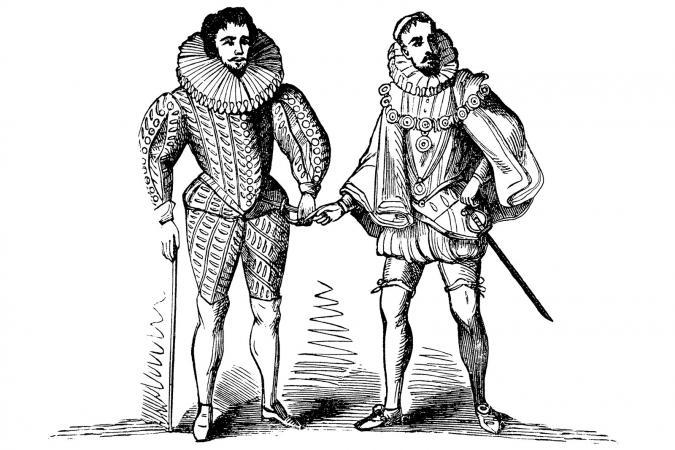 Elizabethan Theatre Costumes