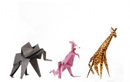 3d origami diagram animals criminal procedure patterns lovetoknow