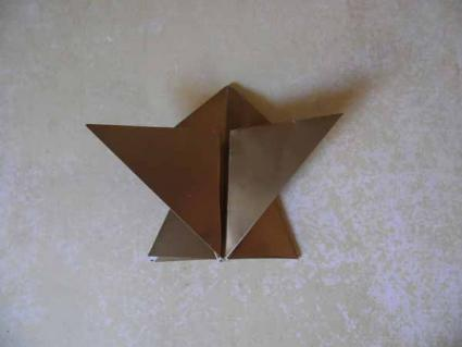 origami angel step by diagram 2001 nissan frontier speaker wiring make a paper lovetoknow 4