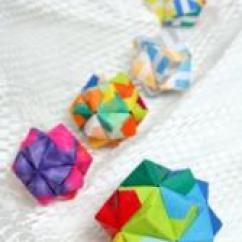 Cool Modular Origami Diagram Bpt Door Entry Handset Wiring Schematic Diagrams Lovetoknow Ball