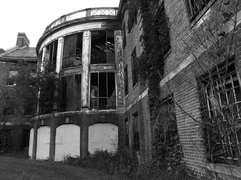 Haunted Insane Asylum Photos and Stories Slideshow