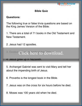 graphic regarding Printable Bible Trivia Questions identify Straightforward Bible Trivia For Little ones - Progressive Residence Internal Style