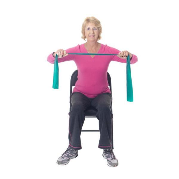 Senior Chair Exercise Slideshow
