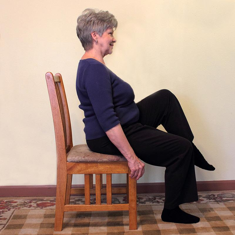 sitting down chair exercises cheap table and 2 chairs for the elderly falls prevention image result old man exercise knee lifts marching