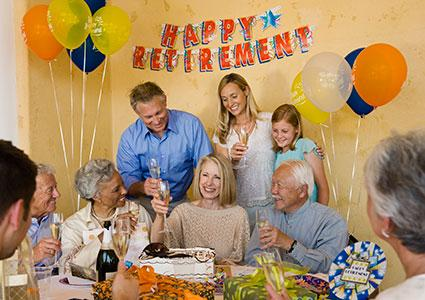 funny retirement poems for