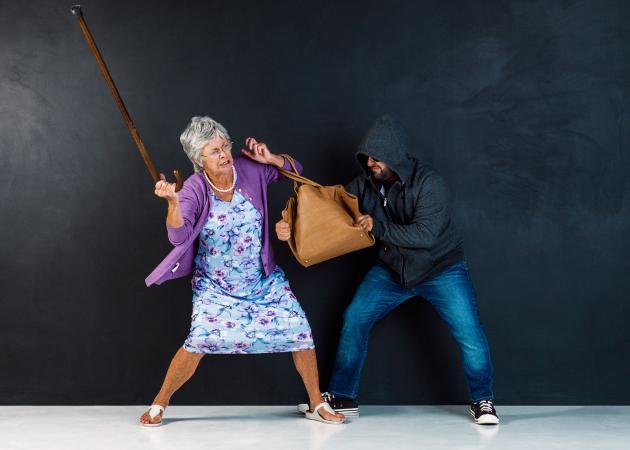 Self Defense for Seniors   LoveToKnow