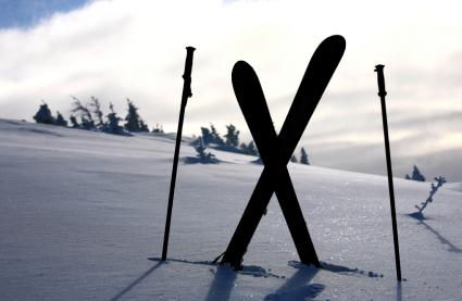 Skier Silhouette  LoveToKnow