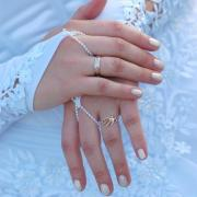 wedding nails slideshow