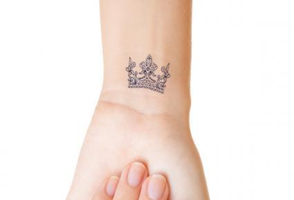 Minimalist Wrist Tattoo For Women