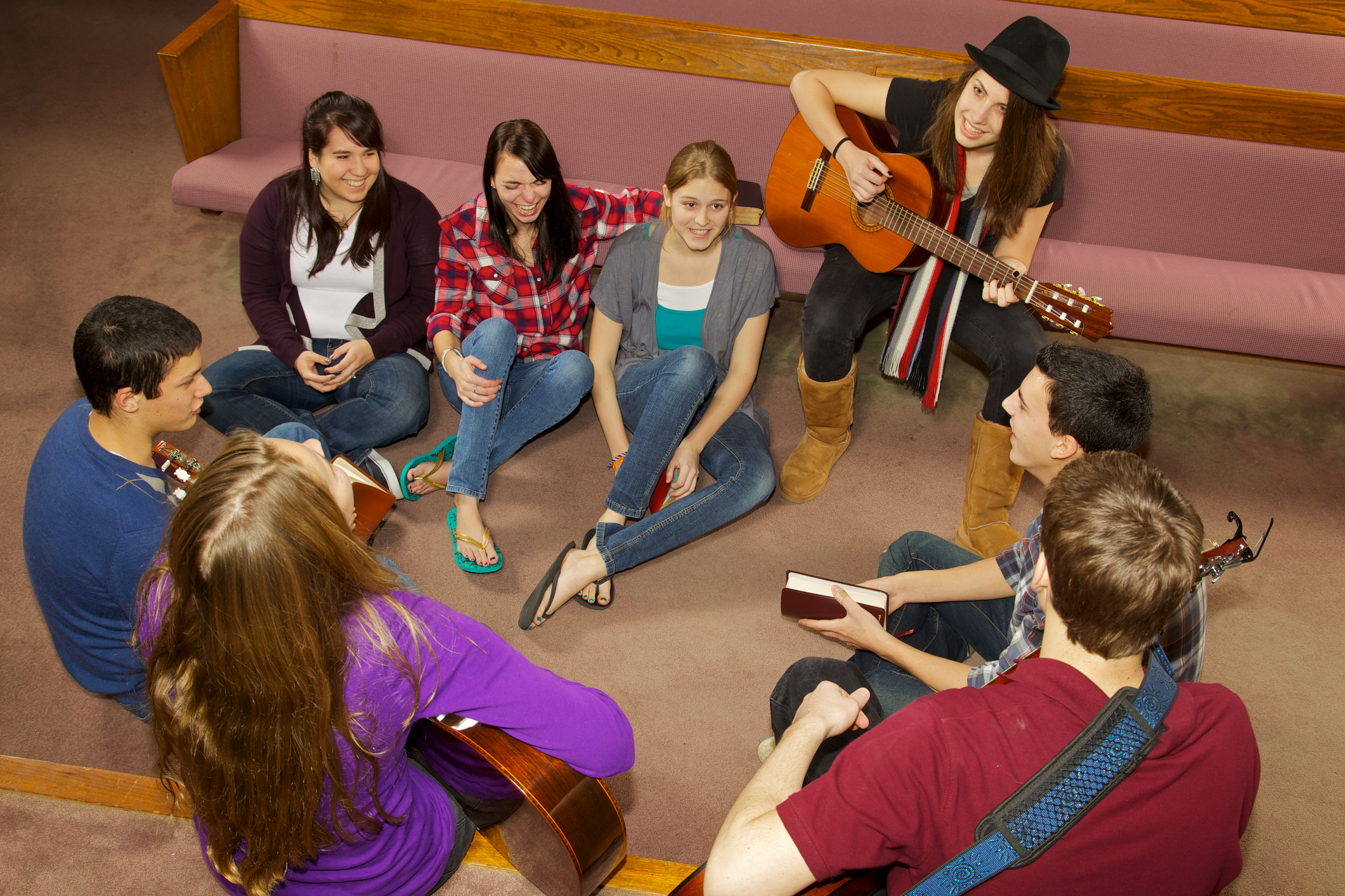 icebreakers for christian teens