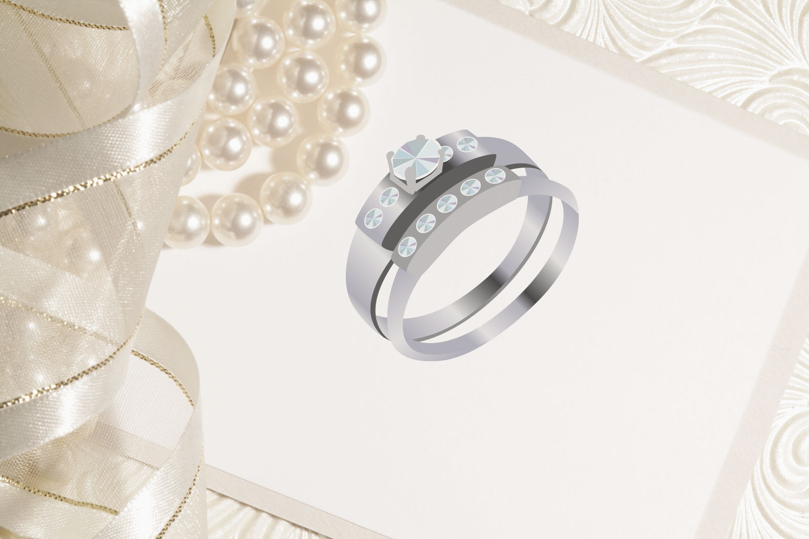 hight resolution of wedding ring clipart