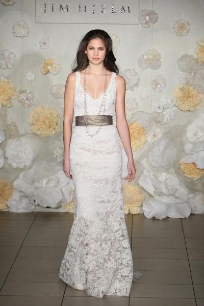 Informal Short and Long White Wedding Dresses Slideshow