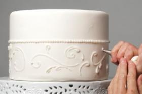 Wedding Cakes With Rolled Fondant Lovetoknow