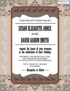 Click To And Print This Invitation