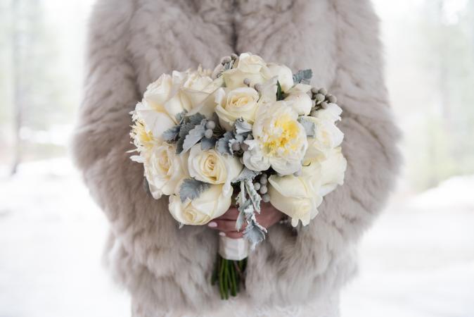 Winter Wedding Flowers Lovetoknow