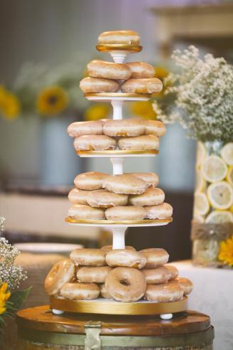 Krispy Kreme Wedding Cakes  LoveToKnow