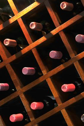 wine storage racks plans