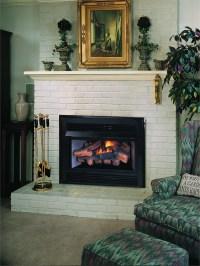 EMBERGLOW VENT FREE GAS LOG FIREPLACE  Fireplaces