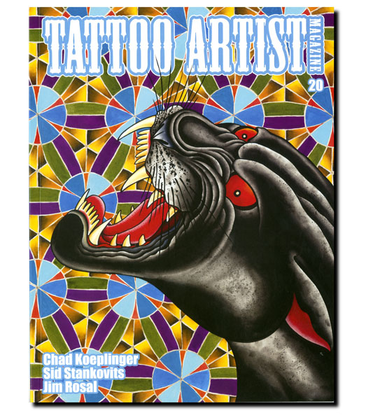 Tattoo Artist Magazine #20 Reviews