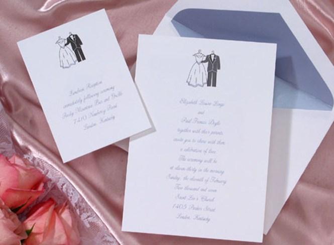 Semi formal wording for wedding invitations 28 images semi semi stopboris Choice Image