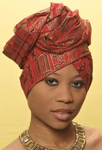 The African head wrap | headwrap | Pinterest | Turbans ...
