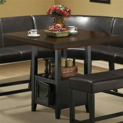 Kitchen Banquettes For Sale Tables Small Spaces Dining Table: Pub Table Storage