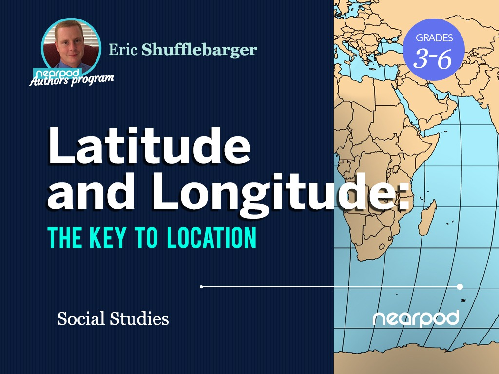 medium resolution of Latitude and Longitude