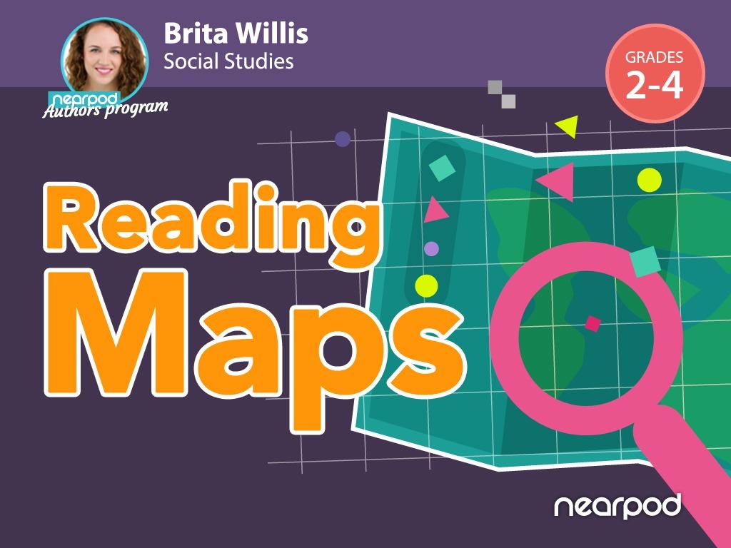 Reading Maps [ 768 x 1024 Pixel ]