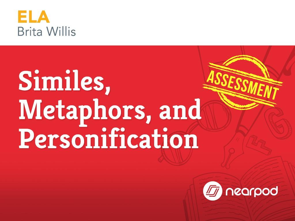 medium resolution of Assessment: Similes