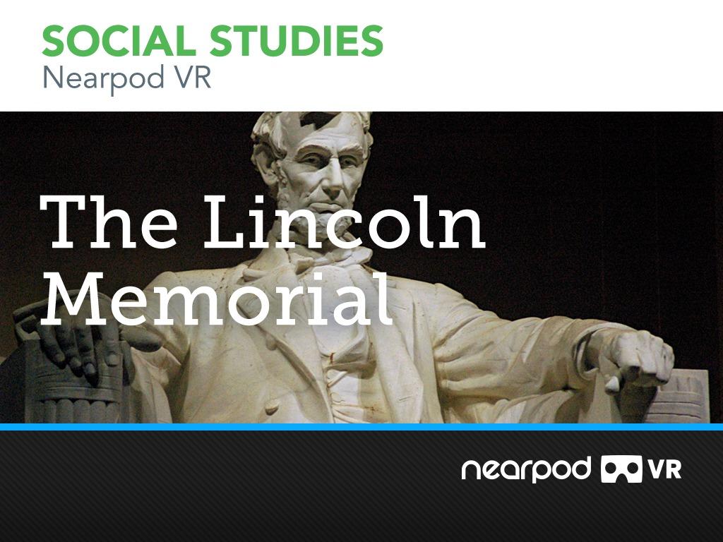 medium resolution of The Lincoln Memorial