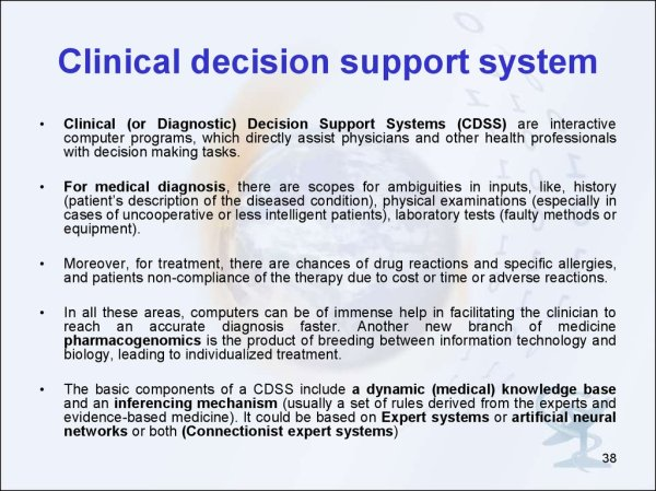 Introduction in Medical informatics презентация онлайн