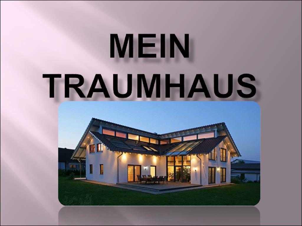 Mein traumhaus  online presentation