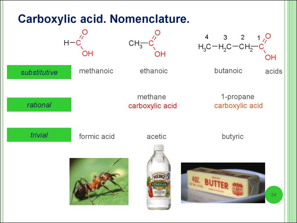 Arbonyl Compounds Carboxylic Acids Lipids
