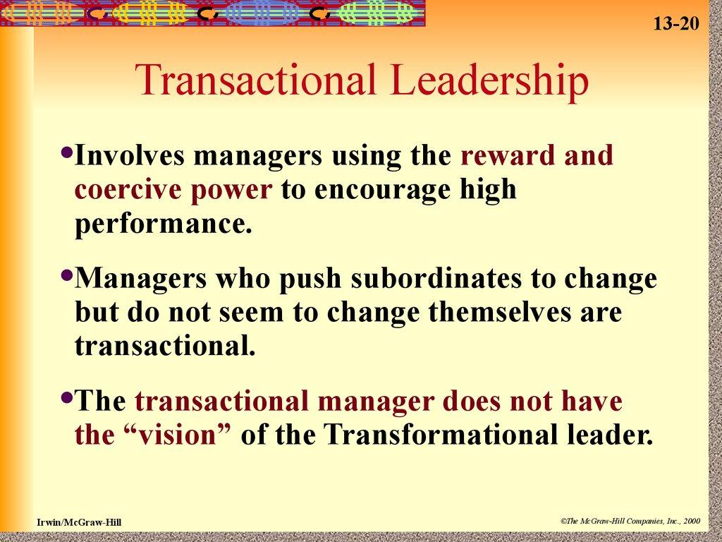 Leadership Session 8 13 презентация онлайн