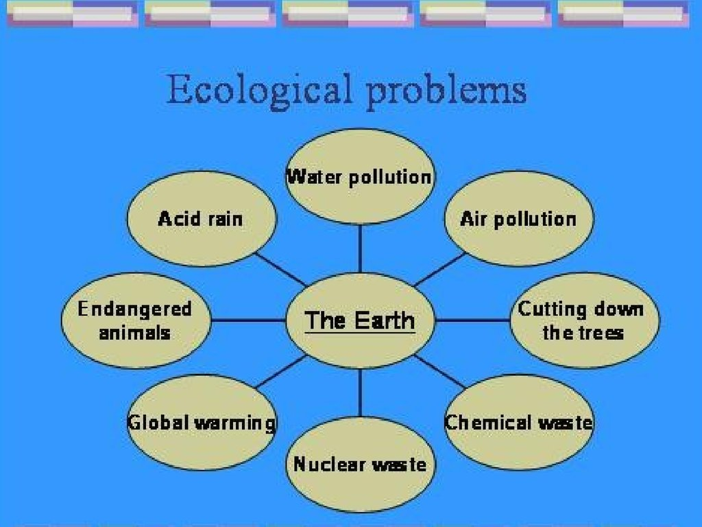 Environmental problems  online presentation