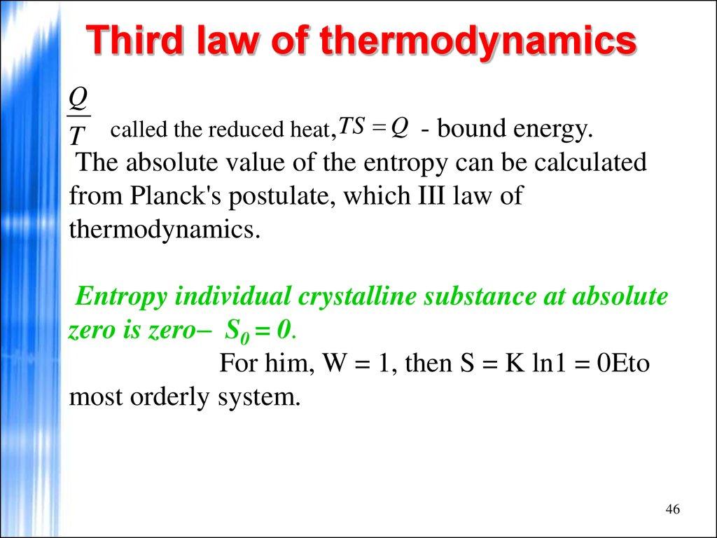 Thermodynamics презентация онлайн
