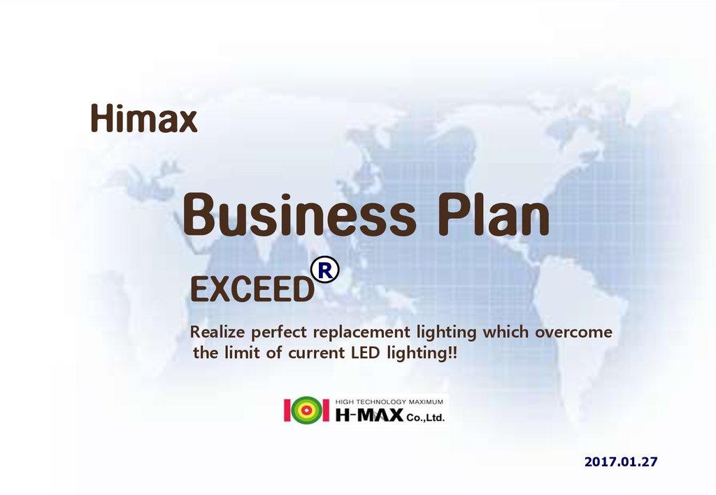 business plan online presentation