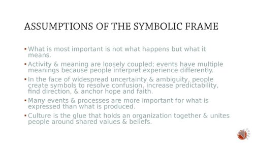 bolman and deal symbolic frame | lajulak.org