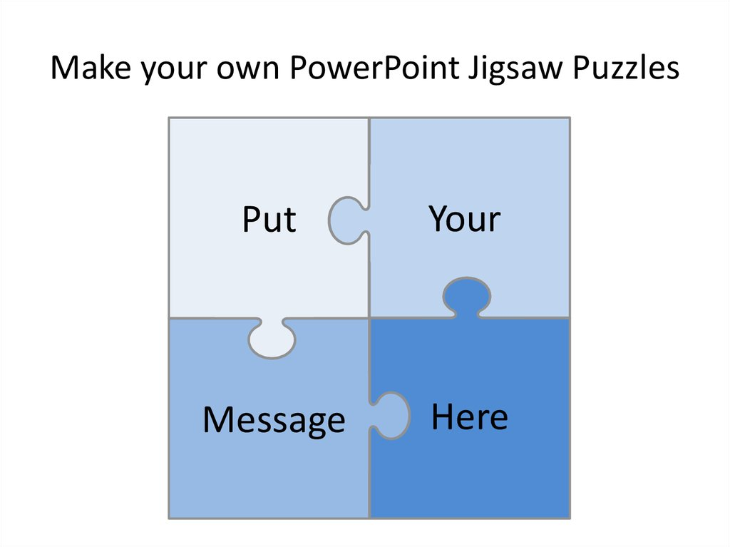 make your own powerpoint