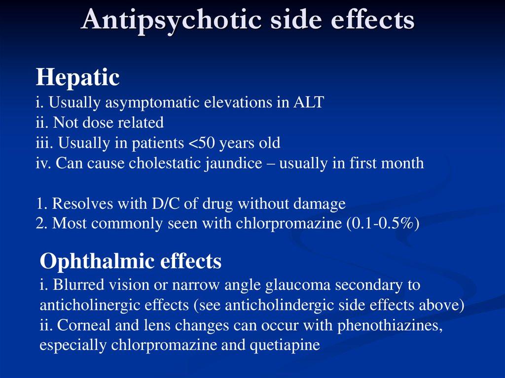 Typical / conventional antipsychotics - презентация онлайн
