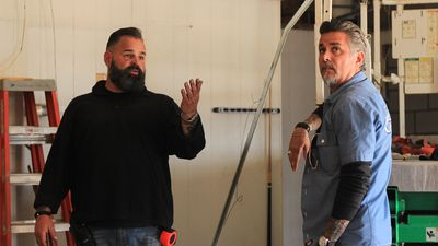 Garage Rehab S1  Programs  Discovery Channel  Discovery